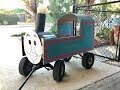 How to Make a Thomas The Train Wagon