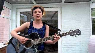 Habits (Stay High) - Tove Lo - Acoustic/Vocal Female Cover - Rebbekah Lawes