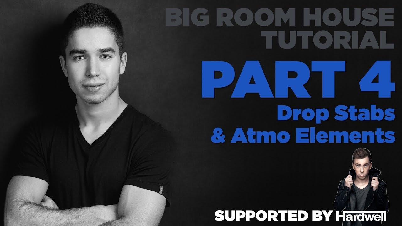 how to make a big room drop