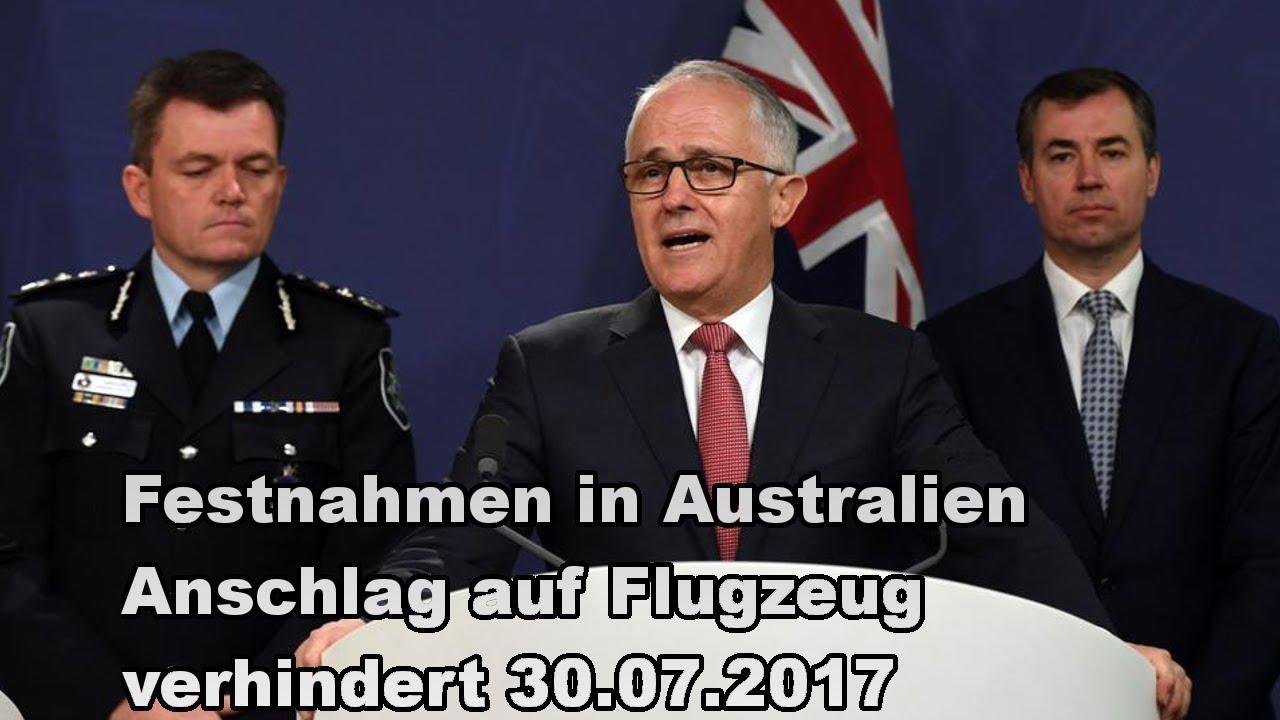 Australien Anschlag