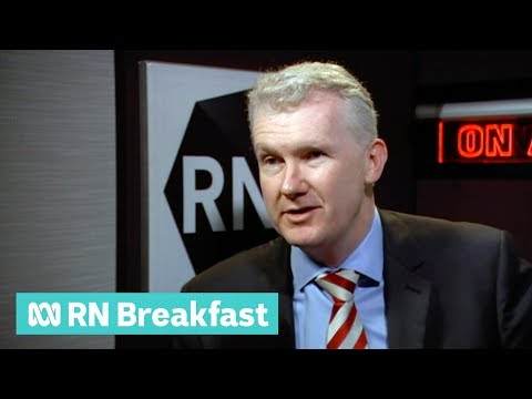 Tony Burke on encryption laws passing | RN Breakfast
