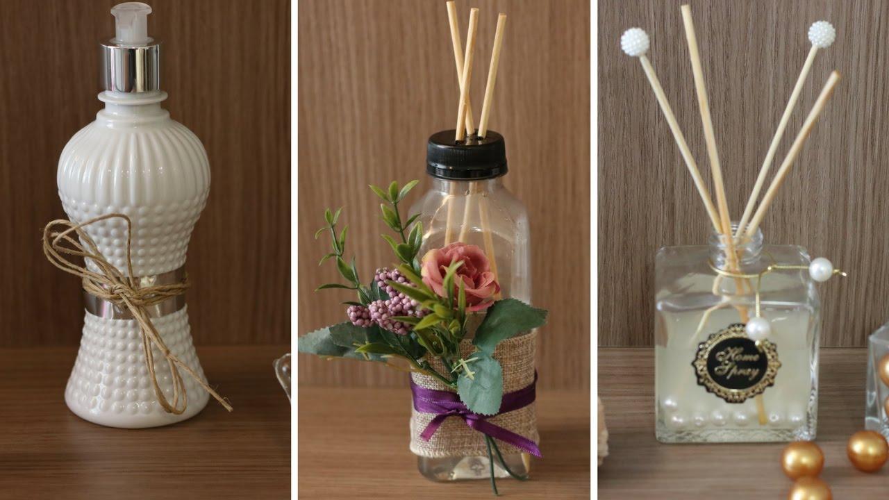 190c2e18e8c DIY - Como decorar e perfumar sua casa - Aromatizador de ambientes  #clubedacasa
