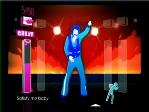 Elvis vs. JXL - A Little Less Conversation (JXL Radio Edit Remix) (Just Dance 1)