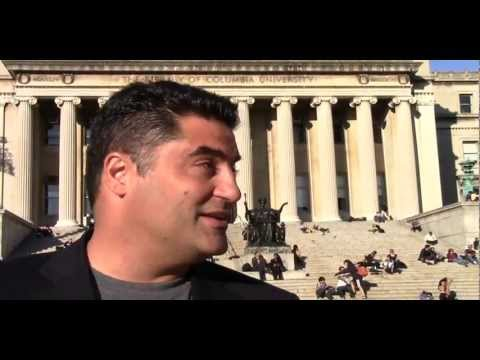 Cenk Goes Back To Columbia