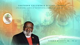 Elevate Worship with Bishop Donnie N. McGriff