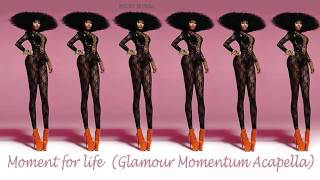 Nicki Minaj - Moment 4 Life (Glamour Momentum Acapella) PITCHED+DL