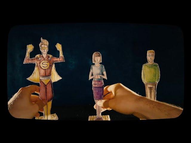 VISIONE XXVII - Eroismo abusato (scena 1)