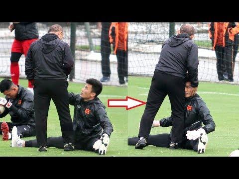 Bùi Tiến Dũng Được HLV Park Hang Seo Quan Tâm Thế Này Đây, Dù Không Được Bắt Chính Tại AFF Cup