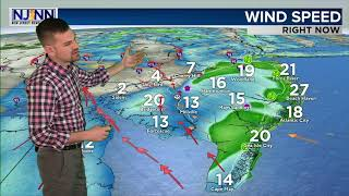 Saturday Afternoon Forecast January 25th, 2020