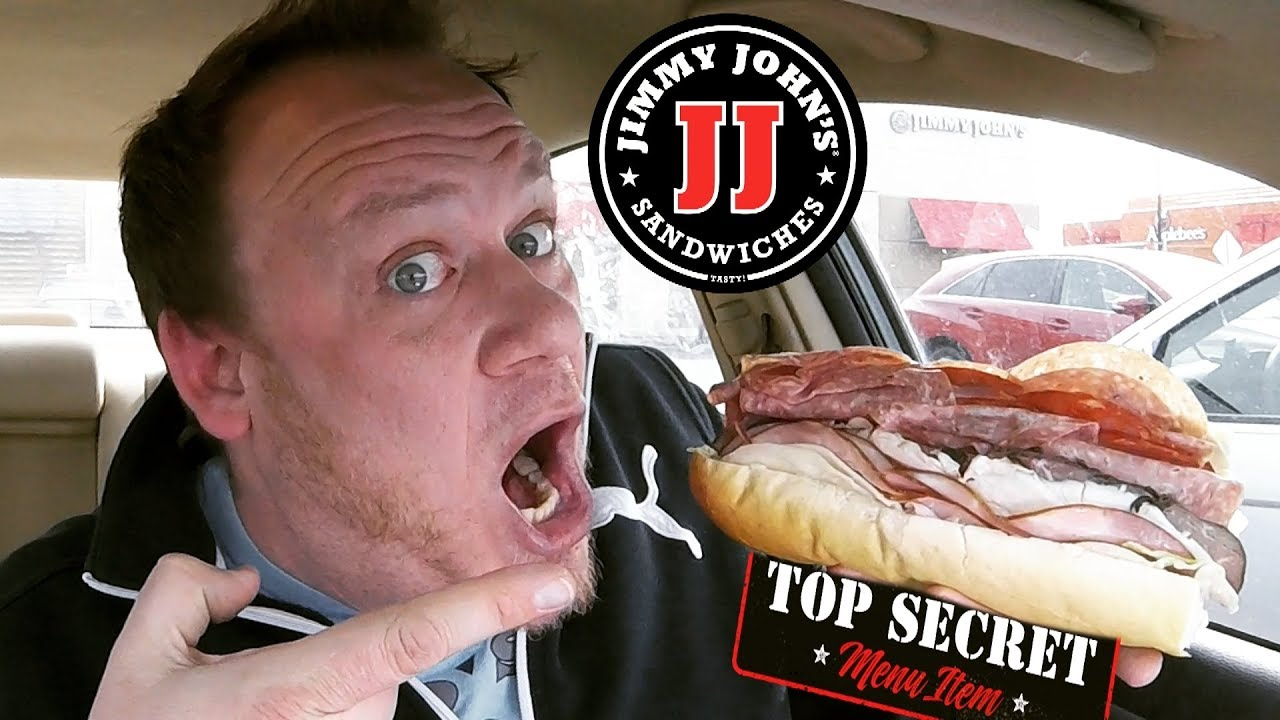 Jimmy Johns ☆NOAH'S ARK☆ LARGEST SUB Food Review!!! - YouTube