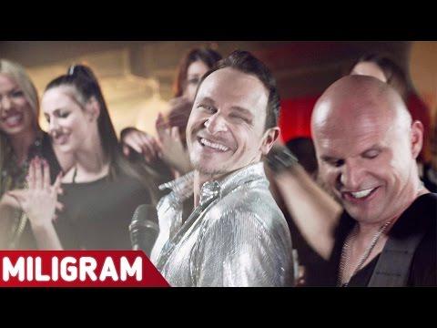 MILIGRAM MAGNETIC - SIGURICA - FEAT. ENIS BESLAGIC (OFFICIAL VIDEO 2015) 4K