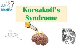 Wernicke-Korsakoff Syndrome.