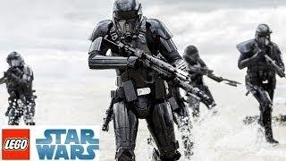 Мультики «Изгой-один Звёздные Войны. Истории» смотреть LEGO Star Wars Rogue One