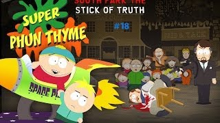 БОЙ ВО ВРЕМЯ СЕКСА!!!))) South Park The Stick of Truth #18
