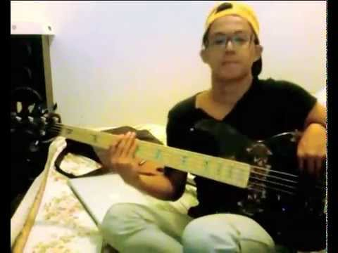Israel Houghton - Everywhere That I Go (Bass Cover)
