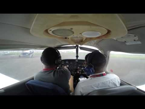 Flying at Wilson Airport (HKNW) - Circuits