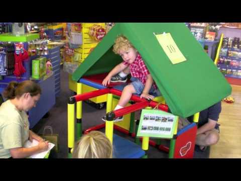 Quadro Klettergerüst Aufbau : Quadro youtube
