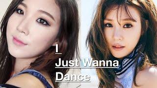 TIFFANY - I Just Wanna Dance Inspired Makeup | Liah Yoo