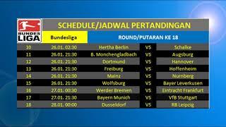 Download Video Hasil Liga Jerman & Klasemen Terkini 24 Desember 2018 | Bundesliga MP3 3GP MP4
