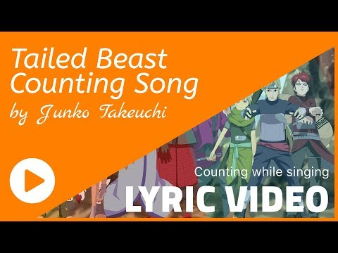 Tailed Beast Counting Song - Lyric Video