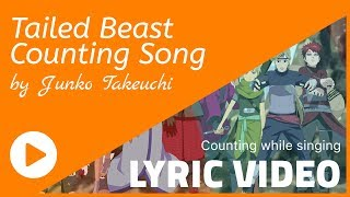 Download Tailed Beast Counting Song - Junko Takeuchi MP3 song and Music Video