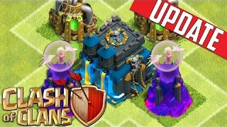 """IDEA ABOUT TOWN HALL 12 UPDATE!"" / Clash Of Clans / New Troop ""REAPER""? Gem Mine & More..."