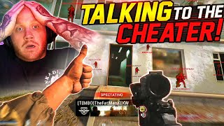 TALKING TO THE CHEATER WHO'S USING MY NAME! Ft. Nickmercs, Cloakzy & DrLupo