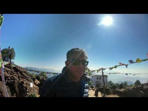 Hiking Fulchowki Dada 2700M