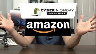 Las mejores ofertas de CYBER MONDAY en AMAZON