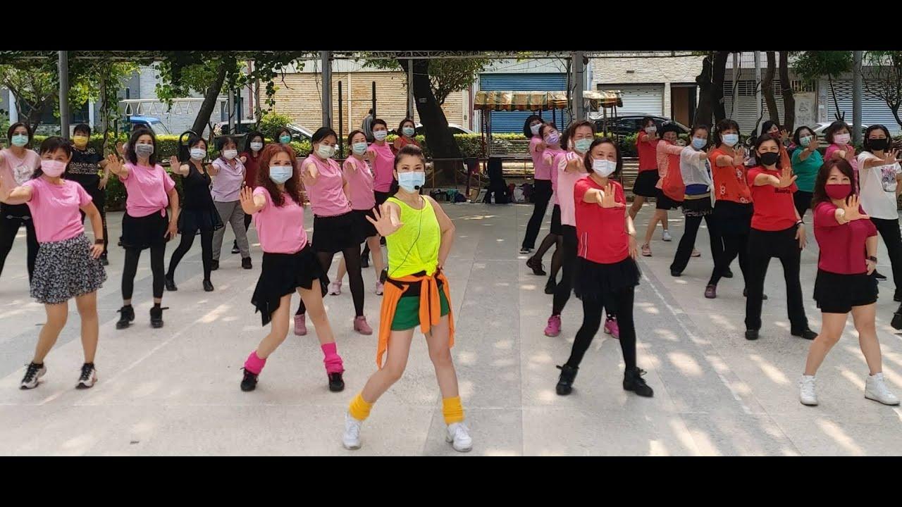 一定贏(抗疫公益舞蹈) 林秀霞老師編舞(舞蹈教學) - YouTube