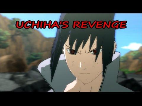 Sasuke's Revenge - Naruto Ultimate Ninja Movie