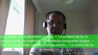 Fundamento De Esperanto Ekzerco 35   Aĵo