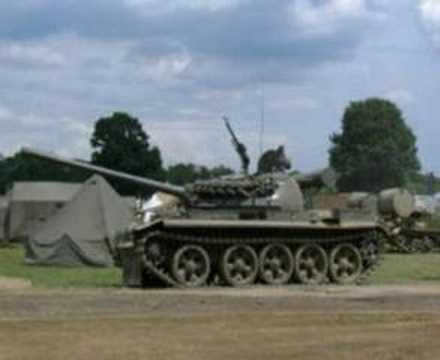 Military vehicles and displays from around the world