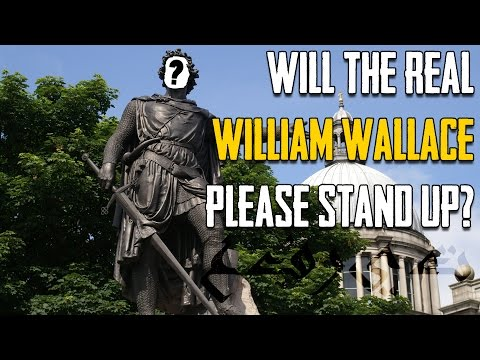 Will The Real William Wallace Please Stand Up?