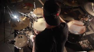 Kevin Rudolph and Lil Wayne - Let it rock (partial drum cover by Braydon Scammell)
