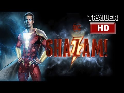 SHAZAM! 2019 Movie Trailer HD