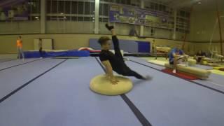 Круги деласала. Силовая гимнастика