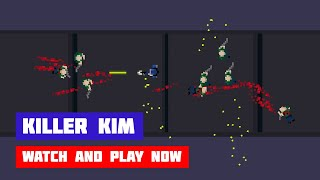 Killer Kim and the Blood Arena · Game · Gameplay