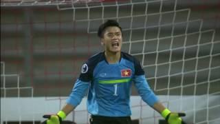 Bùi Tiến Dũng With U19 Japan  27/10/2016