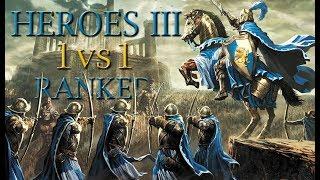 Heroes of Might and Magic III: HOTA - 1v1 z widzami - jebus cross