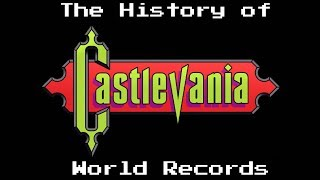 The History of Castlevania World Records