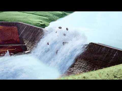 5 Dams That Could Fail Any Second