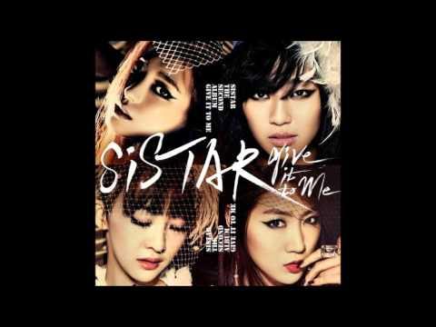 씨스타 (Sistar) - Give It To Me (3D Ver.)