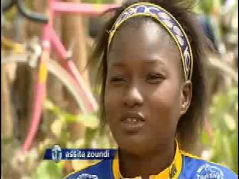 Burkina Faso Cycling - Trans World Sport feature