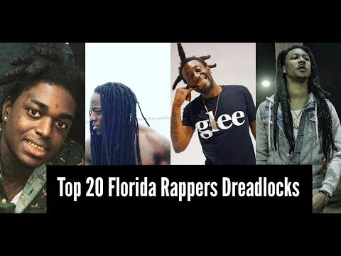 Florida Rappers Dreads Of 2018