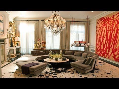 Modern Living Room Curtains Pillows & Decorating Ideas