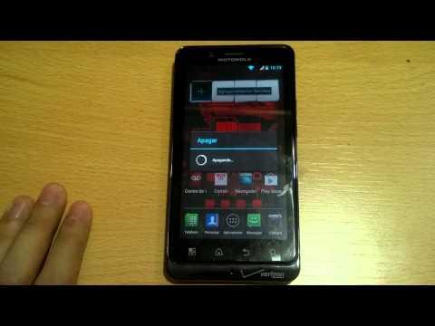 Motorola Bionic (XT875) won't unlock carrier
