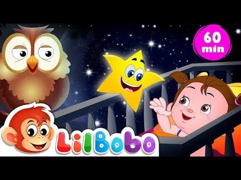 Twinkle Twinkle Little Star - Little BoBo Nursery Rhymes   Flickbox Kids Songs   Popular Collections