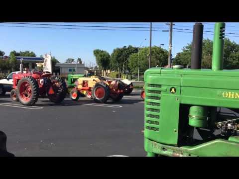 Great Westport Tractor Ride
