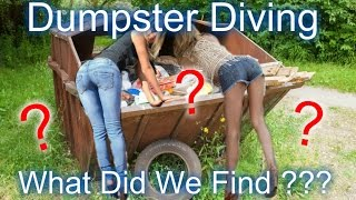 Dumpster Diving at Thrift Store #7